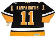 DARIUS KASPARAITIS Pittsburgh Penguins 1996 CCM Vintage Away NHL Hockey Jersey