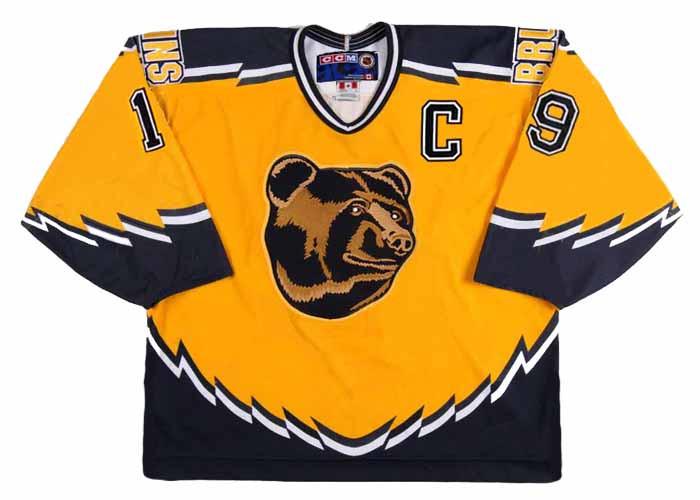 743c7daccf6 CCM | JOE THORNTON Boston Bruins 2003 Vintage Hockey Jersey