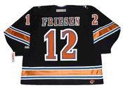 JEFF FRIESEN Washington Capitals 2005 CCM Vintage Home NHL Hockey Jersey
