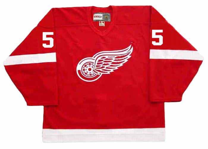 ... Jerseys  KEITH PRIMEAU Detroit Red Wings 1993 CCM Vintage NHL Hockey  Jersey. Image 1. Image 2. Image 3. Image 4. Image 5. See 4 more pictures c2191d1d0