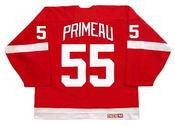 KEITH PRIMEAU Detroit Red Wings 1993 CCM Vintage NHL Hockey Jersey