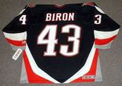 MARTIN BIRON Buffalo Sabres 2003 CCM Throwback NHL Hockey Jersey