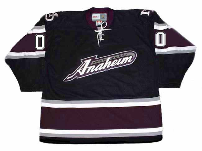 e16ad468edb ... new zealand anaheim mighty ducks 2005 ccm vintage alternate jersey  customized any name numbers custom throwback