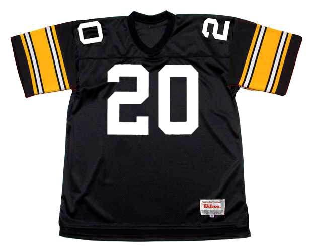 ROCKY BLEIER Pittsburgh Steelers 1979 Throwback Home NFL Football Jersey