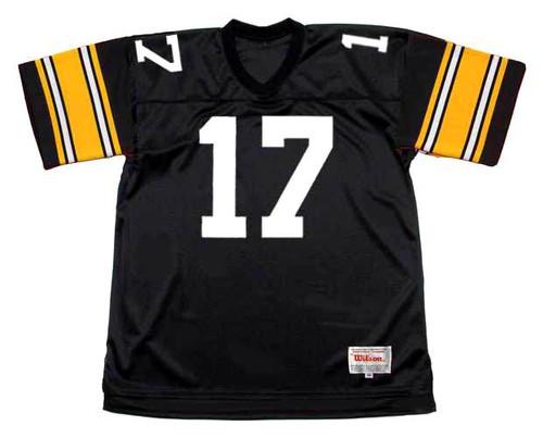 JOE GILLIAM Pittsburgh Steelers 1974 NFL Football Throwback Jersey - FRONT