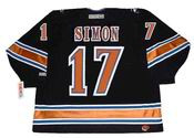 CHRIS SIMON Washington Capitals 1998 CCM Vintage Away NHL Hockey Jersey