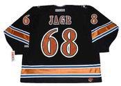 JAROMIR JAGR Washington Capitals 2003 CCM Vintage Home NHL Hockey Jersey