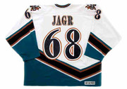 JAROMIR JAGR Washington Capitals 2003 Away CCM Throwback NHL Jersey - BACK