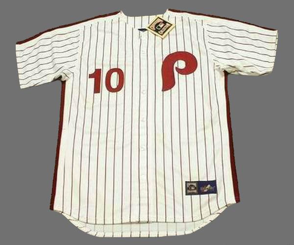 5e68cf87 ... canada larry bowa philadelphia phillies 1980 majestic cooperstown  throwback home baseball jersey custom throwback jerseys c4084
