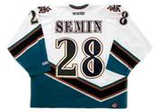 ALEXANDER SEMIN Washington Capitals 2006 CCM Vintage Away NHL Hockey Jersey