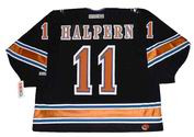 JEFF HALPERN Washington Capitals 2005 CCM Vintage Home NHL Hockey Jersey
