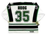 ANDY MOOG Dallas Stars 1996 Home CCM Throwback NHL Hockey Jersey - BACK