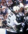 DARRYL SYDOR Dallas Stars 1996 Home CCM Throwback NHL Hockey Jersey - ACTION