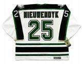 JOE NIEUWENDYK Dallas Stars 1990's CCM Vintage Throwback NHL Hockey Jersey