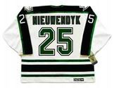 JOE NIEUWENDYK Dallas Stars 1996 Home CCM Throwback NHL Hockey Jersey - BACK