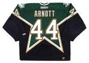 JASON ARNOTT Dallas Stars 2003 CCM Throwback NHL Hockey Jersey
