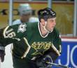 Brett Hull 2000 Dallas Stars CCM Away NHL Throwback Hockey Jersey - ACTION