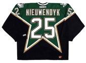 JOE NIEUWENDYK Dallas Stars 1999 CCM Throwback NHL Hockey Jersey