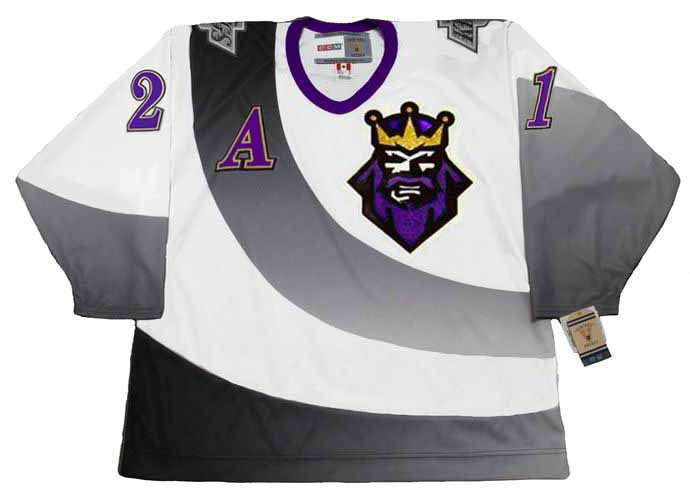 26f6a41fb ... Los Angeles Kings 1995 CCM Vintage Throwback NHL Hockey Jersey. Image  1. Image 2. Image 3. Image 4. See 3 more pictures
