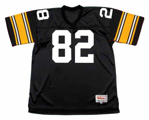 JOHN STALLWORTH Pittsburgh Steelers 1979 Throwback Home NFL Football Jersey