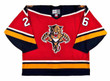1996 Away CCM Throwback RAY SHEPPARD  Vintage Panthers Jersey - FRONT