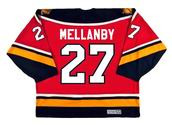 SCOTT MELLANBY Florida Panthers 1996 CCM Vintage Throwback NHL Hockey Jersey