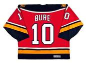PAVEL BURE Florida Panthers 1999 CCM Vintage Throwback Away NHL Hockey Jersey