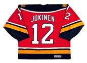 OLLI JOKINEN Florida Panthers 2003 CCM Vintage Throwback Home NHL Hockey Jersey