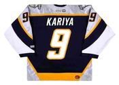 PAUL KARIYA Nashville Predators 2006 CCM Throwback NHL Hockey Jersey