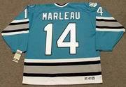 PATRICK MARLEAU San Jose Sharks 1997 CCM Vintage NHL Hockey Jersey