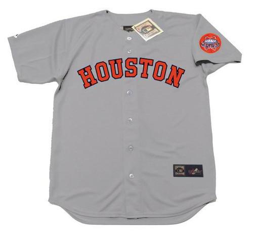 BOB WATSON Houston Astros 1971 Away Majestic Baseball Throwback Jersey - FRONT