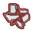 BRAD LIDGE Houston Astros 2005 Home Majestic Baseball Throwback Jersey - CREST