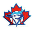 ROY HALLADAY Toronto Blue Jays 1999 Home Majestic Baseball Throwback Jersey - SLEEVE CREST