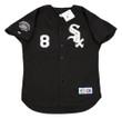 BO JACKSON Chicago White Sox 1991 Majestic Baseball Throwback Jersey - FRONT