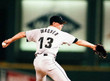 BILLY WAGNER Houston Astros 1998 Away Majestic Baseball Throwback Jersey - ACTION
