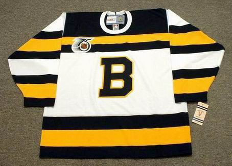 more photos 4dde4 478a6 MARC SAVARD Boston Bruins 1992 CCM Vintage Throwback Home NHL Hockey Jersey