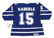 TOMAS KABERLE Toronto Maple Leafs 2003 CCM Vintage Throwback NHL Hockey Jersey