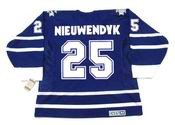 JOE NIEUWENDYK Toronto Maple Leafs 2003 CCM Vintage Home NHL Hockey Jersey