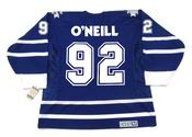 JEFF O'NEILL Toronto Maple Leafs 2006 CCM Vintage Home NHL Hockey Jersey
