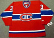 PATRICK ROY Montreal Canadiens 1993 Away CCM Throwback NHL Hockey Jersey - FRONT