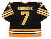 RAYMOND BOURQUE Boston Bruins 1987 CCM Vintage Away NHL Hockey Jersey