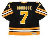 RAYMOND BOURQUE Boston Bruins 1982 CCM Vintage Away NHL Hockey Jersey