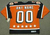 """NHL Campbell 1984 """"All Star"""" CCM Vintage Jersey Customized """"Any Name & Number(s)"""""""