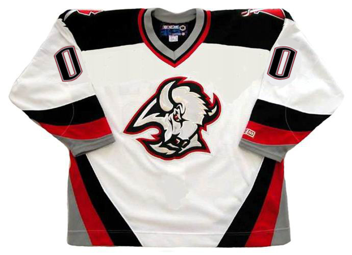 check out f22ba 93379 BUFFALO SABRES 1990's Home CCM Throwback Jersey Customized