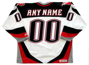"BUFFALO SABRES 1990's CCM Throwback Home Jersey Customized ""Any Name & Number(s)"""