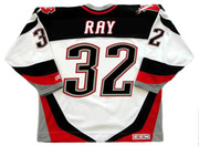 ROB RAY Buffalo Sabres 1999 CCM Throwback Home NHL Hockey Jersey - Back