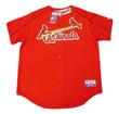 Albert Pujols 2006 St. Louis Cardinals Majestic MLB Baseball Throwback Jersey - FRONT