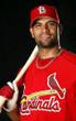Albert Pujols 2006 St. Louis Cardinals Majestic MLB Baseball Throwback Jersey - ACTION