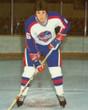 BARRY MELROSE Winnipeg Jets 1979 Home CCM NHL Vintage Throwback Jersey - ACTION