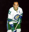 BOBBY BAUN Oakland Seals 1967 Away CCM NHL Vintage Throwback Jersey - ACTION